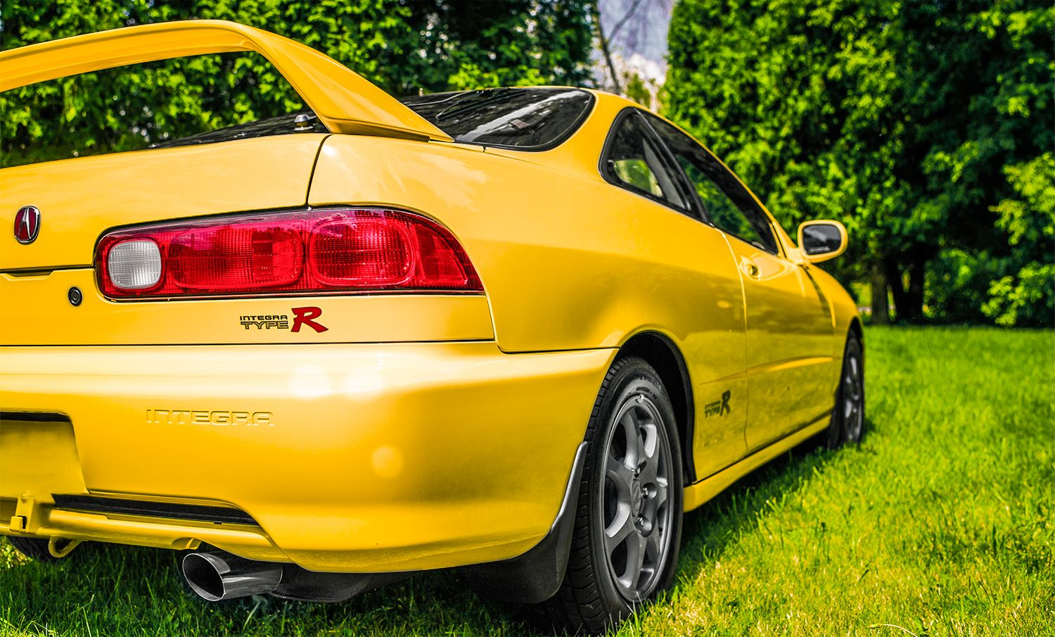 The Magic of the Integra Type R