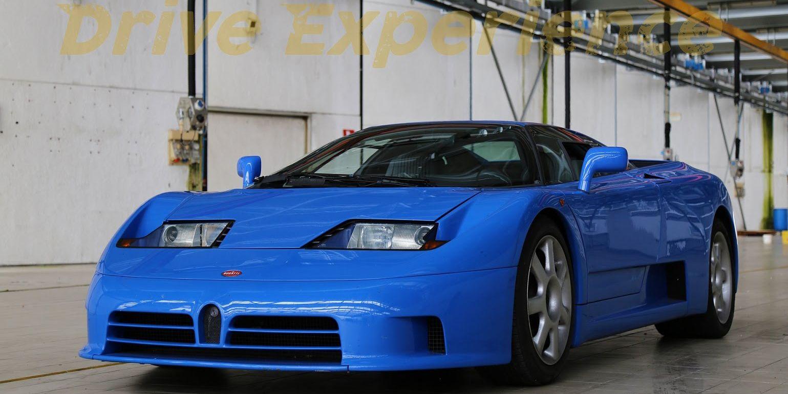 just how amazing was the bugatti eb110?