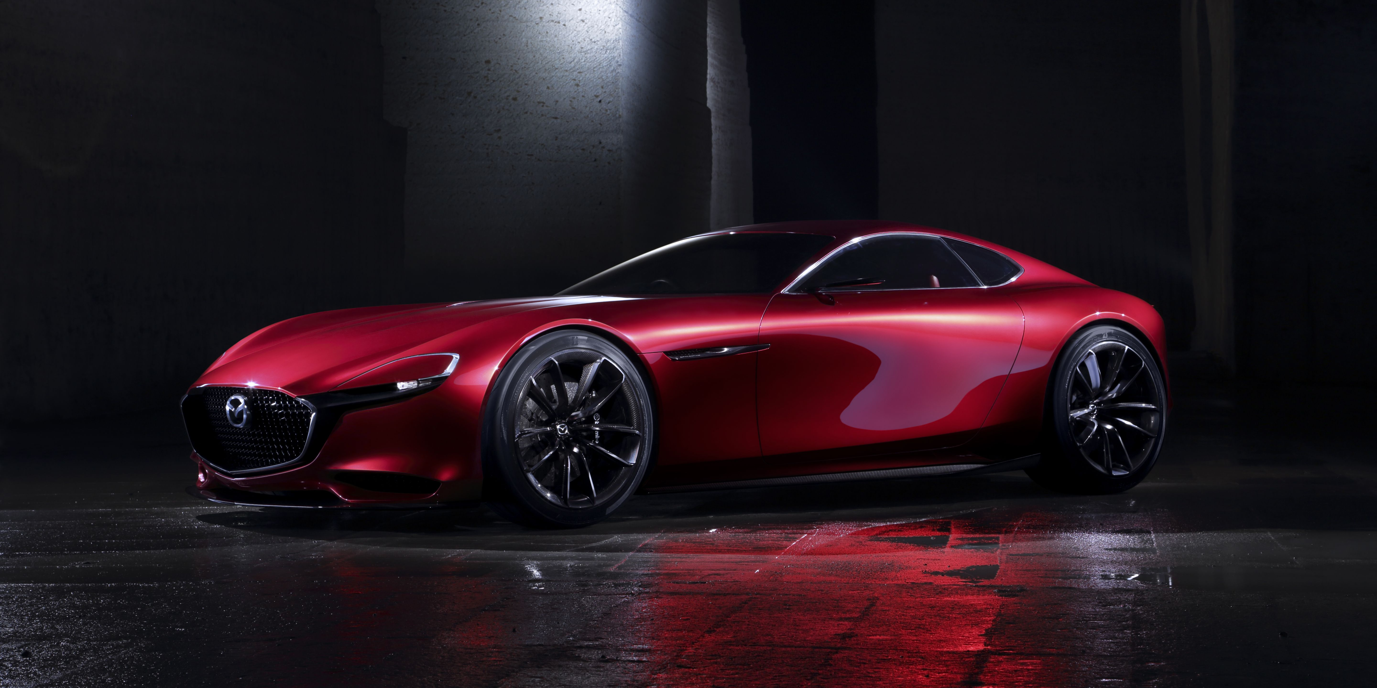 Mazda Still Hasn T Given Up On The Rotary Engine