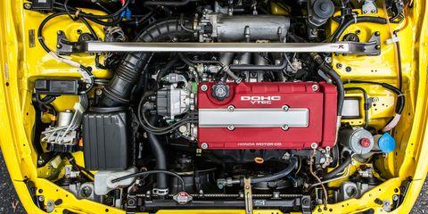 Acura Integra Type R Buyers Guide - Acura integra type r engine