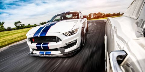 2016 Ford Mustang Shelby GT350 & GT350R