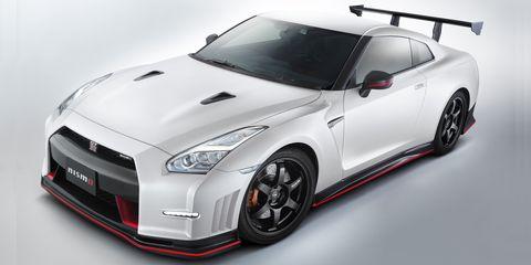 Nissan GT-R NISMO N Attack