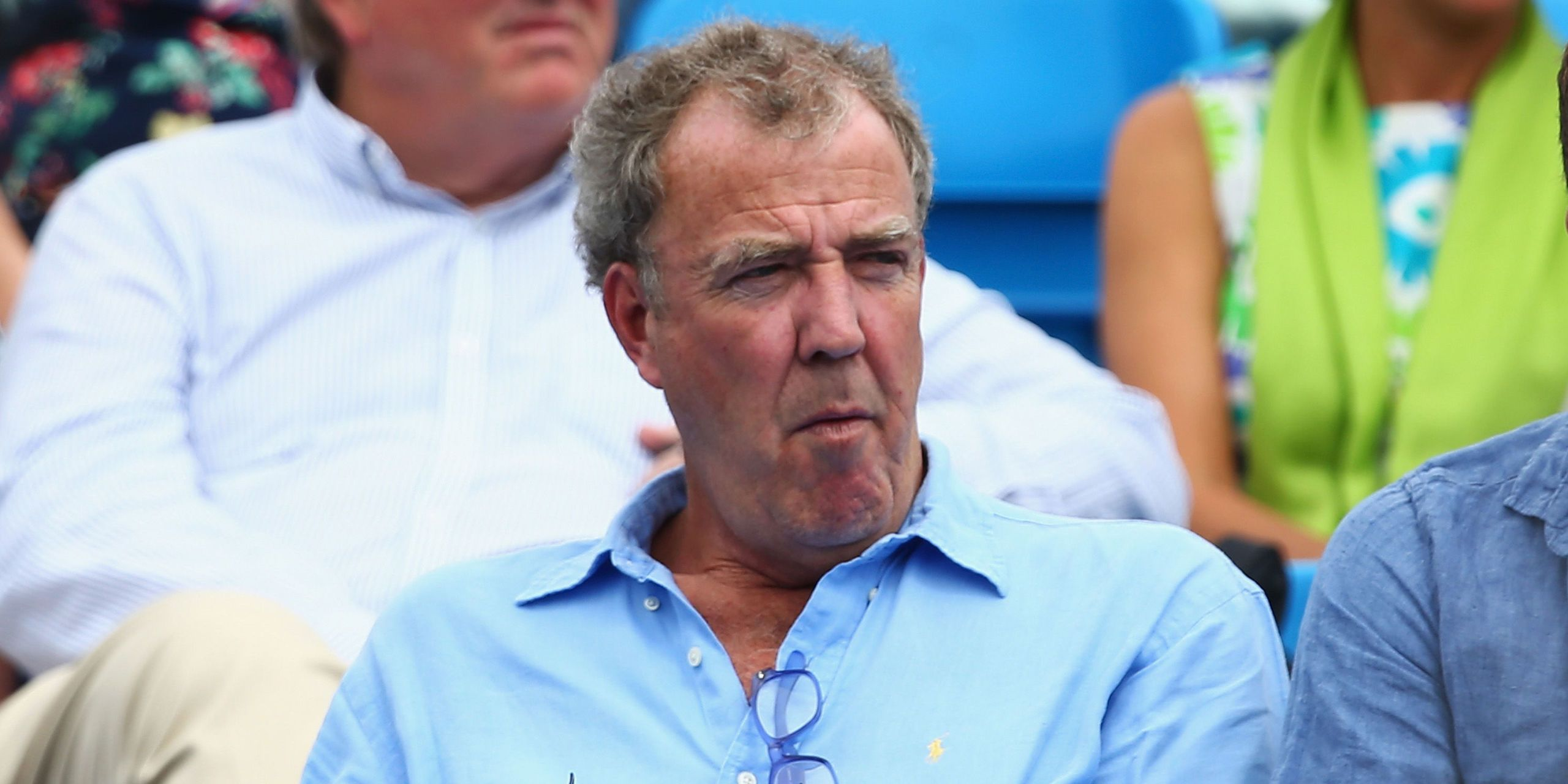 Jeremy Clarkson Could Face Three Years in Argentinian Jail Because of Falklands Scandal