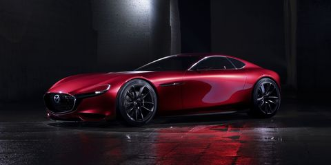 Mazda Insider Says New, Probably Turbocharged Rotary Engine Being Developed