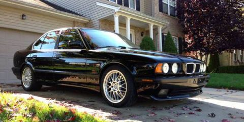 You Can Be The Proud Owner Of A V12 Swapped E34 Bmw 530i