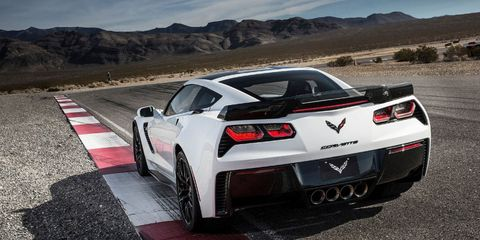 "<p>The Chevrolet Corvette Z06 is an absolute monster. It makes 650 horsepower and 650 pound-feet of torque out of its 6.2-liter supercharged LT4, and in the right hands, <a href=""http://quizcards.info/new-cars/videos/a27587/watch-a-stock-corvette-z06-run-a-1041-second-quarter-mile/"" target=""_blank"">it can run a sub-10.5-second quarter mile</a>. It also sounds absolutely devilish.</p>"