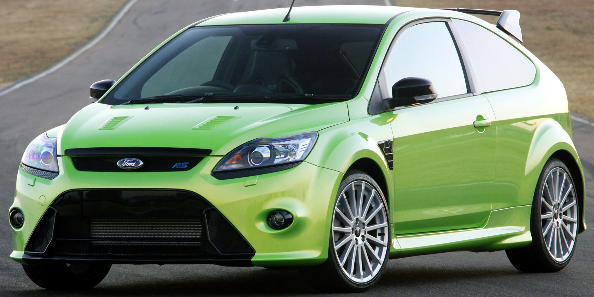Why Buy a New Ford Focus RS When You Can Buy the Old One Instead?