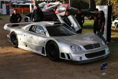 Land vehicle, Vehicle, Car, Sports car, Mercedes-benz clk gtr, Supercar, Mercedes-benz, Automotive design, Performance car, Luxury vehicle,