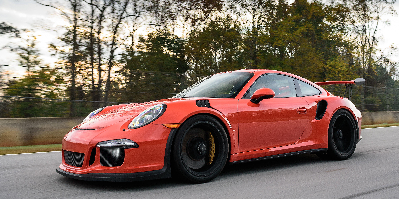 Watch The Porsche 911 Gt3 Rs Destroy South Africas Kyalami