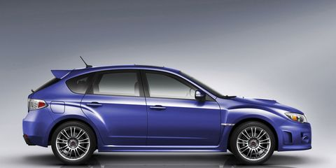 This Is How Much It Really Costs to Own a Subaru WRX STI