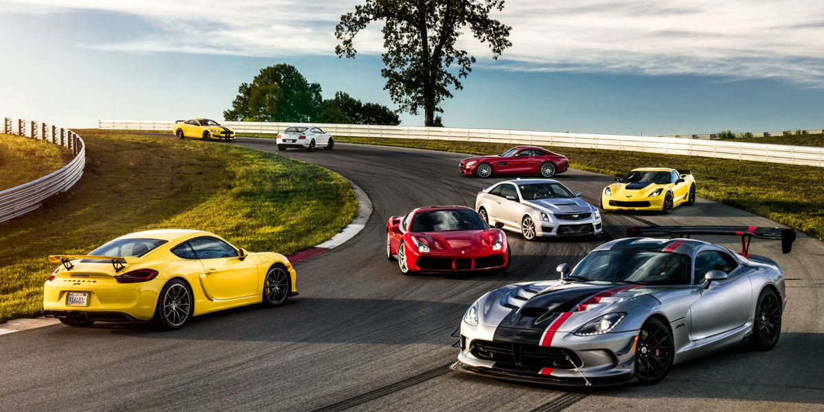 The 2016 Road & Track Performance Car of the Year