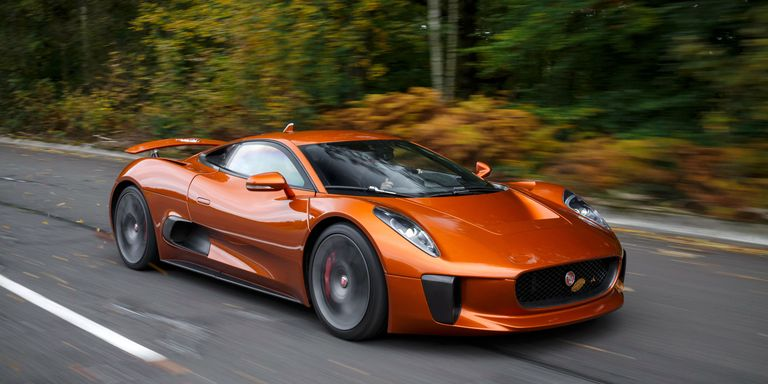 Jaguar Gives Up on the C-X75 to Build Electric Cars