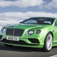 """<p>Arguably the most common Bentley, <a href=""""http://www.roadandtrack.com/new-cars/news/a5333/bentley-continental-gt-v8-s-first-look/"""" target=""""_blank"""">the Continental GT</a> has proven popular largely because of its attractive design and ridiculously comfortable cabin. Even though it's been around for years and is starting to show its age, luxury coupe buyers still lean towards the Continental GT.</p>"""