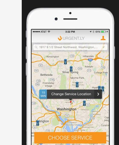 """<p><a href=""""http://urgent.ly/"""" target=""""_blank"""">Ugrent.ly</a> makes reliable roadside service available on-demand. Connect with service professionals with a few taps on the app and monitor the progress of help that's on the way, or simply search for close by tow trucks and shops with the real time-updated map. Plus it's Pay-per-use, so there's no annual membership fees and you'll see no charges until service is complete.</p>"""