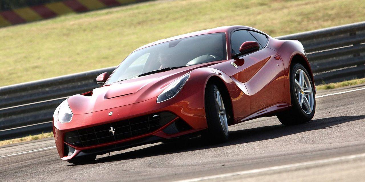 Ferrari lineup 2017