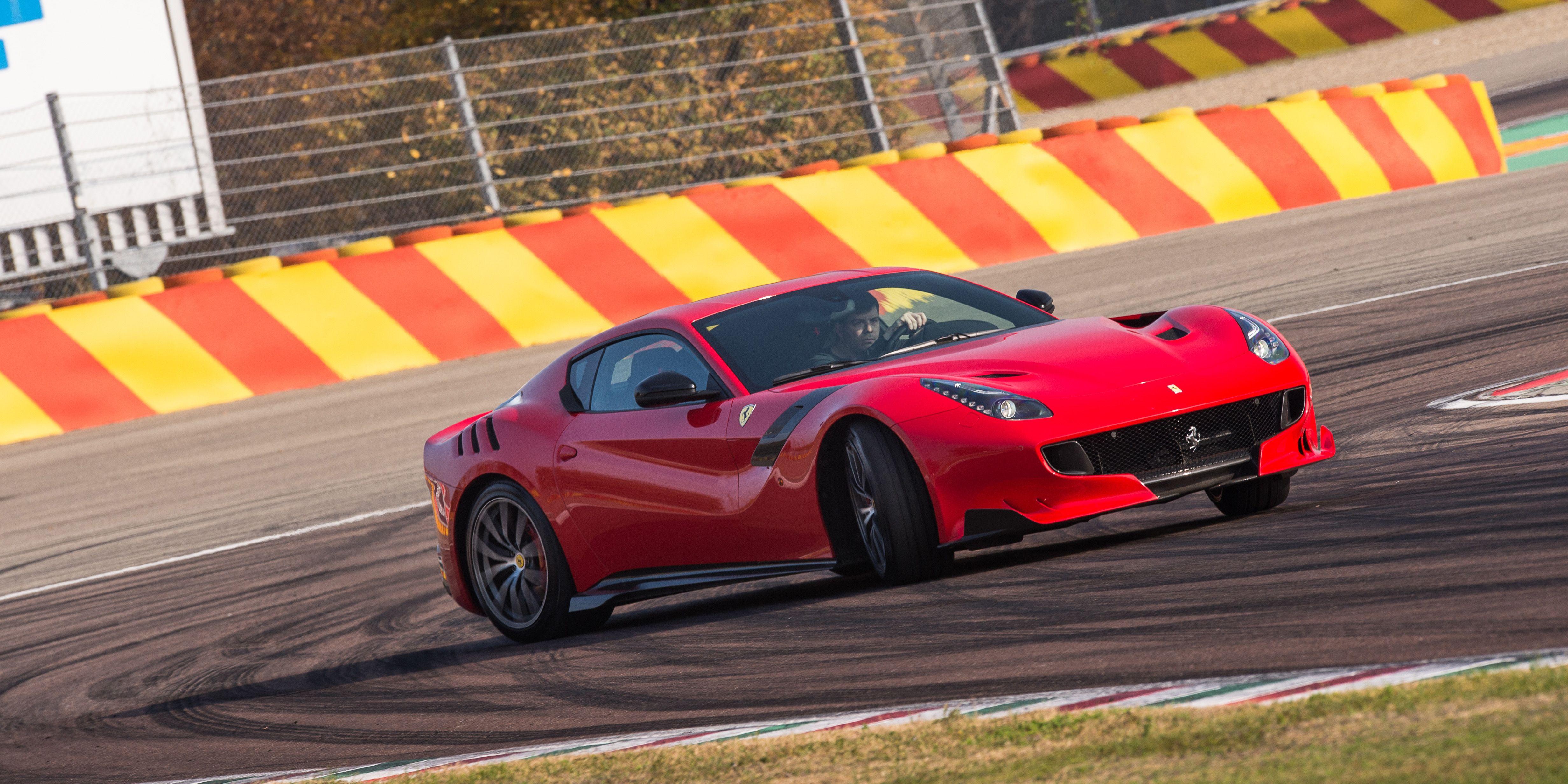 Ferrari F12tdf Review