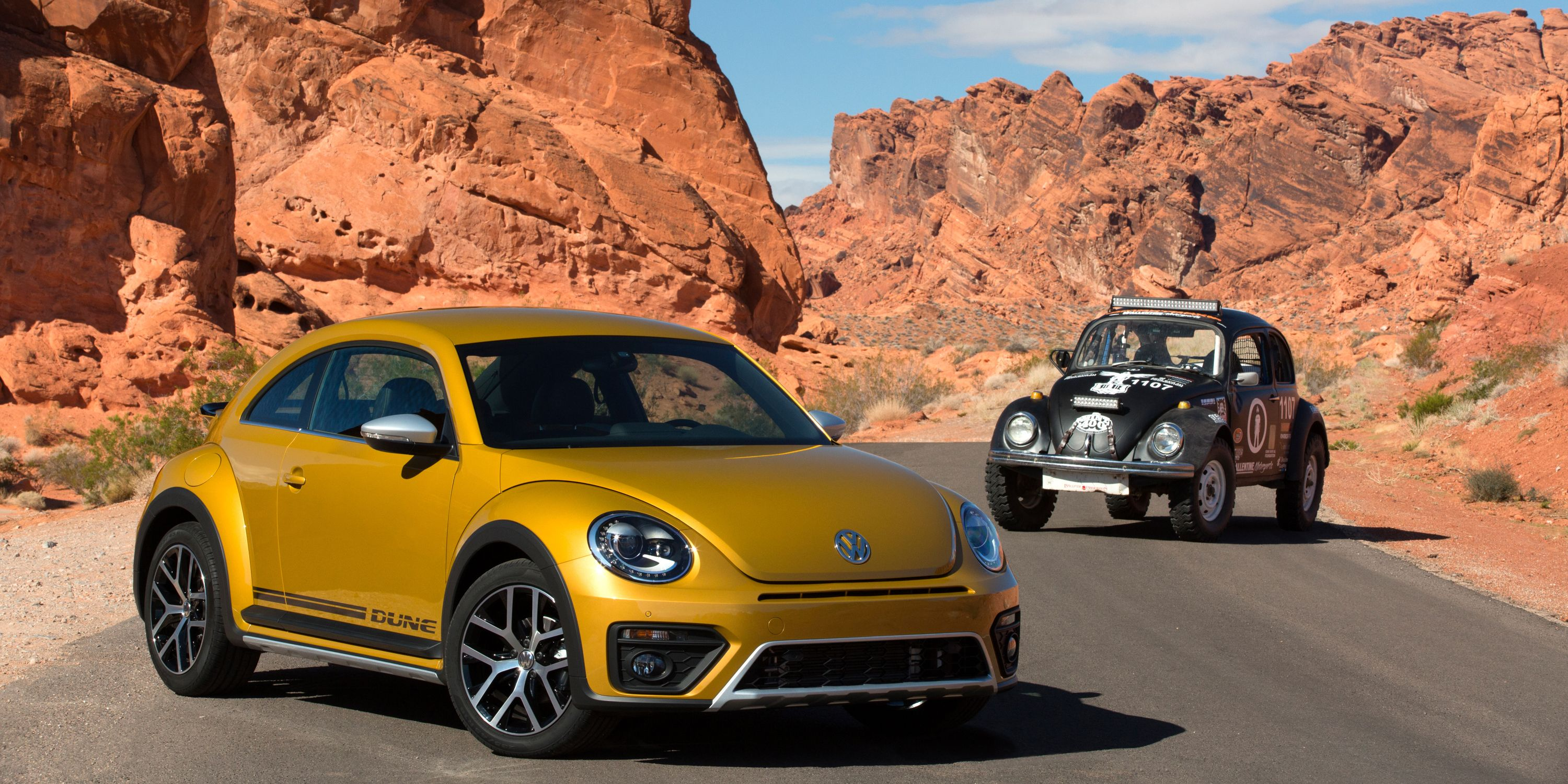 The Dune Is Funky Vw Beetle Variant We Ve Been Waiting For