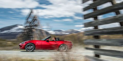 """<p>There's no arguing <a href=""""http://www.roadandtrack.com/new-cars/first-drives/news/a25829/2016-mazda-mx5-miata-us-model-first-drive/"""" target=""""_blank"""" data-tracking-id=""""recirc-text-link"""">the Miata</a> is a great car. Its combination of light weight, great handling, and open-top enjoyment make for what some consider the perfect automobile. However, its niche spot in the market means it sells in very small numbers. 2016 was no exception.&nbsp;</p>"""