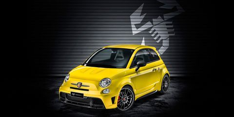 Fiat Abarth 695 Biposto Record