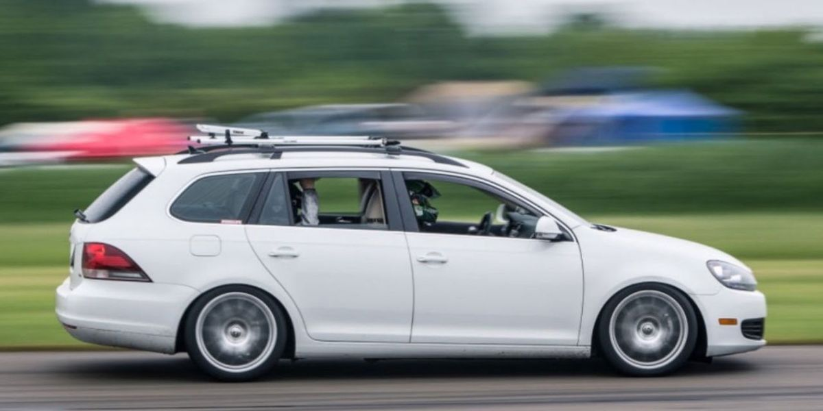 Is A Modified Volkswagen Jetta Tdi Sportwagen The Ultimate