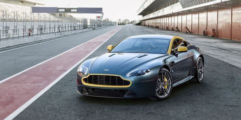 The Aston Martin Vantage GT Is About Far More Than Numbers - Aston martin gt