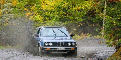 Team O'Neil Rally BMW