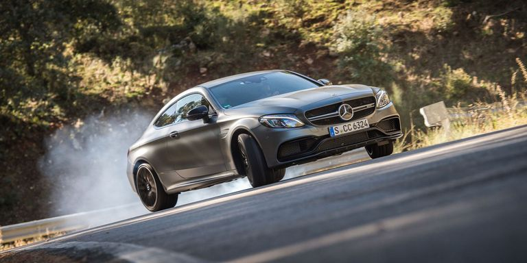 2017 Mercedes Amg C63 Coupe Is A Supercar For The Real World