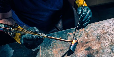 How to Master the Fiery Art of Gas Welding