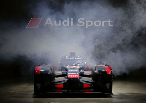 Audi Unveils New R18, Announces No Extra Cars for Le Mans