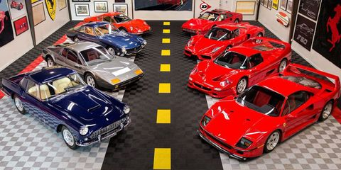 For $11 Million, This Could Be Your Ferrari Collection Starter Kit