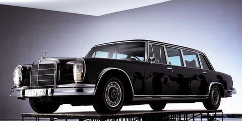 Ten Little-Known Facts About the Mercedes-Benz 600
