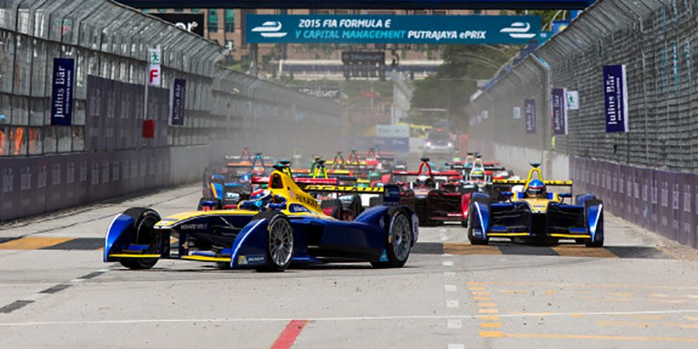 Formula E Could Race in New York City in 2017
