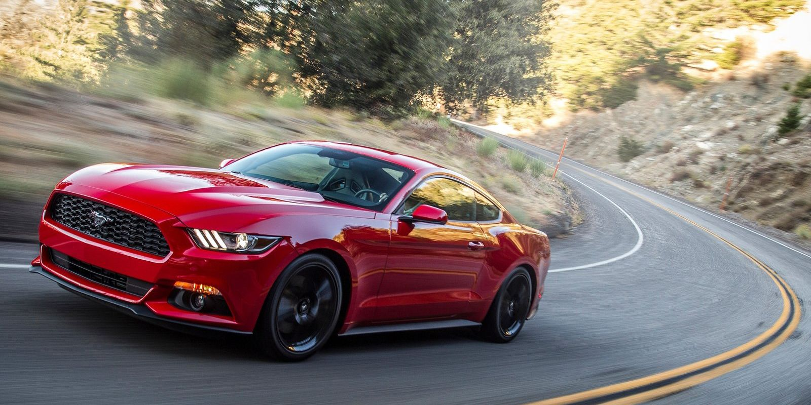 report ford will debut the next generation mustang two years ahead rh roadandtrack com