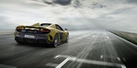 McLaren 675LT Spyder
