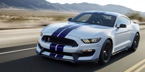 "<p>There are a lot of nice things we can say about the Shelby GT350. After all, we did name it our <a href=""http://www.roadandtrack.com/car-culture/a27194/road-track-2016-performance-car-of-the-year/"">Performance Car of the Year for 2016</a>. We loved the power its engine makes, but let's not forget that it also has ""<a href=""http://www.roadandtrack.com/new-cars/a26514/ford-mustang-shelby-gt350-voodoo/"" target=""_blank"">a hellacious exhaust note unlike any other American V8</a>.""</p>"
