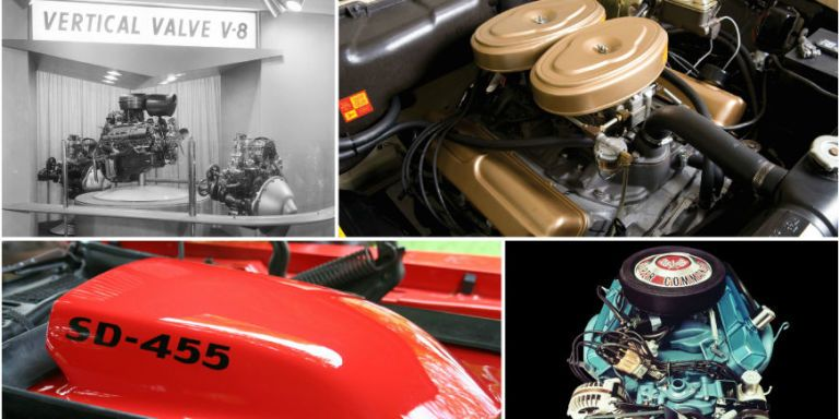 Ten of the Most Epic Engines to Ever Come out of Detroit
