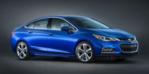 Chevy Will Promote Its Diesel-Powered Cruze Using Fancy German Words