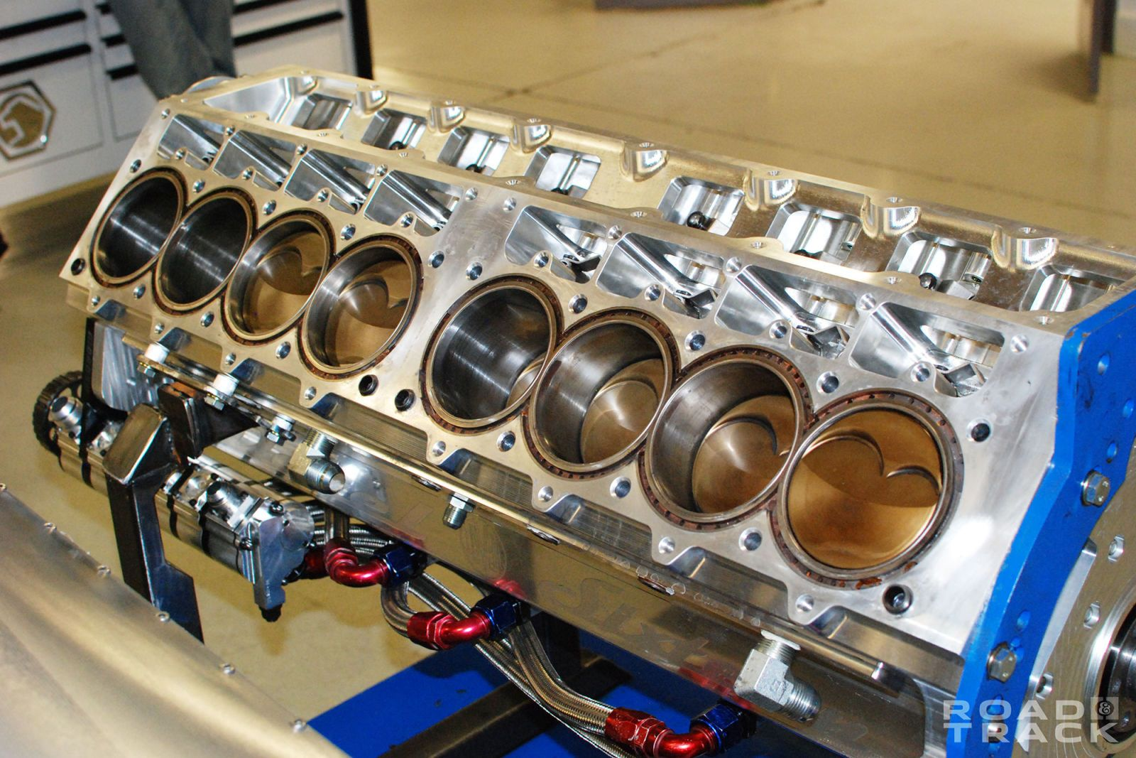 that crazy 5000 hp quad turbo 12 3 liter v16 is so much more than rh roadandtrack com