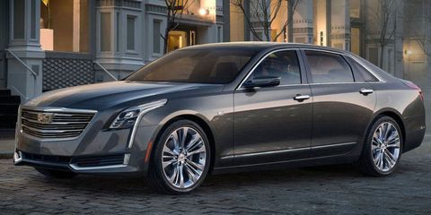 Cadillac Is Working On A 250 000 Plus Sedan And Suv Says Rumor