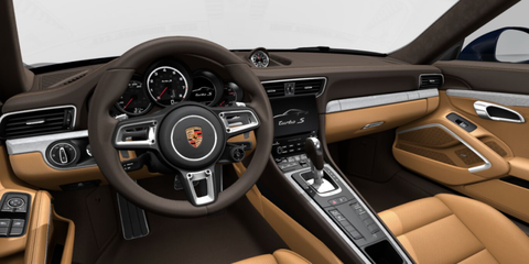 How Will You Order Your 2017 Porsche 911 Turbo S?  Porsche Turbo Interior on 2017 porsche 918 turbo, 2017 porsche panamera 4s, 2017 mazda rx-7 turbo, 2017 porsche boxster, 2017 porsche panamera convertible, 2017 porsche roadster, 2017 porsche panamera turbo, 2017 porsche gt3, 2017 porsche cayenne, 2017 porsche cayman, 2017 porsche gt2, 2017 porsche 918 spyder, 2016 porsche cayenne turbo, 2017 ford focus turbo, 2017 porsche panamera gts, blue 911 turbo, 2005 porsche cayenne turbo,