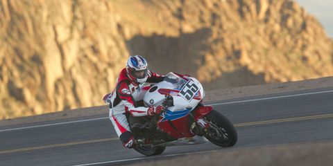 Pikes Peak Bans Sportbikes From Hill Climb With Bizarre Handlebar Rule