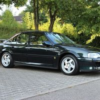 <p>The Lotus Carlton was the fastest sport sedan in its day. Back when Lotus was still owned by GM, there was a need for a fast sedan. So, the twin-turbo straight-six engine produced 377-hp and the car used a six-speed manual transmission from a Corvette ZR1. And if you don't want the inconvenience that comes with right-hand drive, import a Lotus Omega, which was the European-market version of the car.</p>