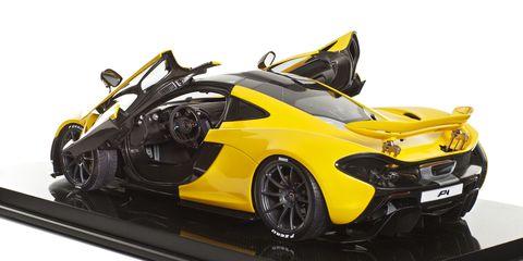 Die-Cast McLaren P1