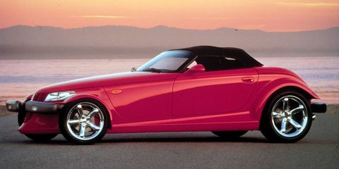 The Plymouth Prowler Doesn T Have A Sterling Retion In Automotive Press At Time Of Its 1997 Debut It Was Criticized For Ng 3 5 Liter V6