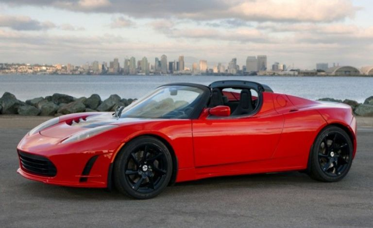 U003cpu003eTesla Motors Entered Production In 2008 With The Roadster, The First  Generation