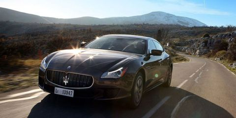 Maserati Hybrids Coming By 2020 Road Track