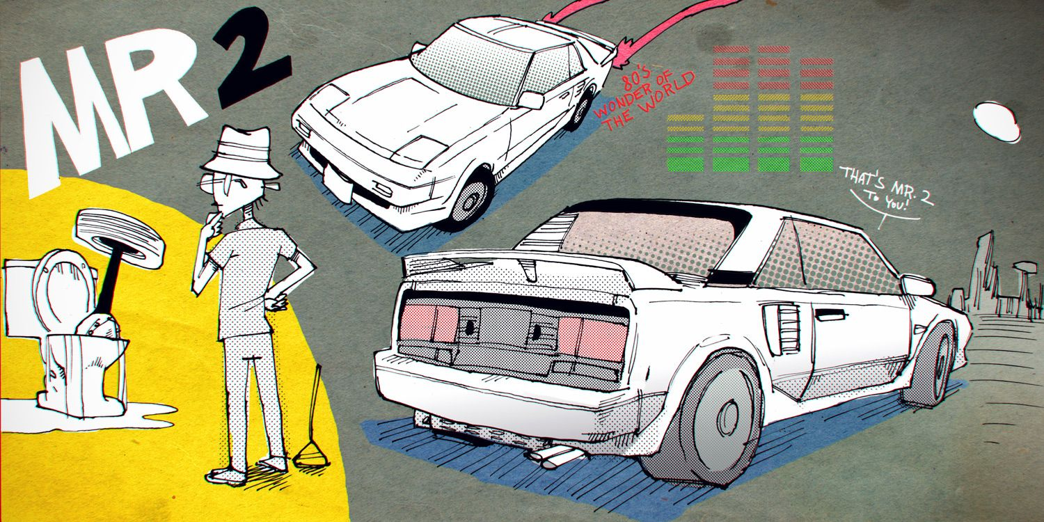 Engine Swapped Toyota Mr2 Regular Car Reviews Wiring Diagram 85
