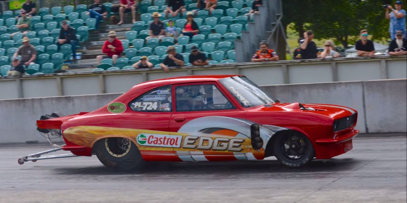 Insane Is The Only Way To Describe This Quad Turbo Rotor Mazda Rx 2