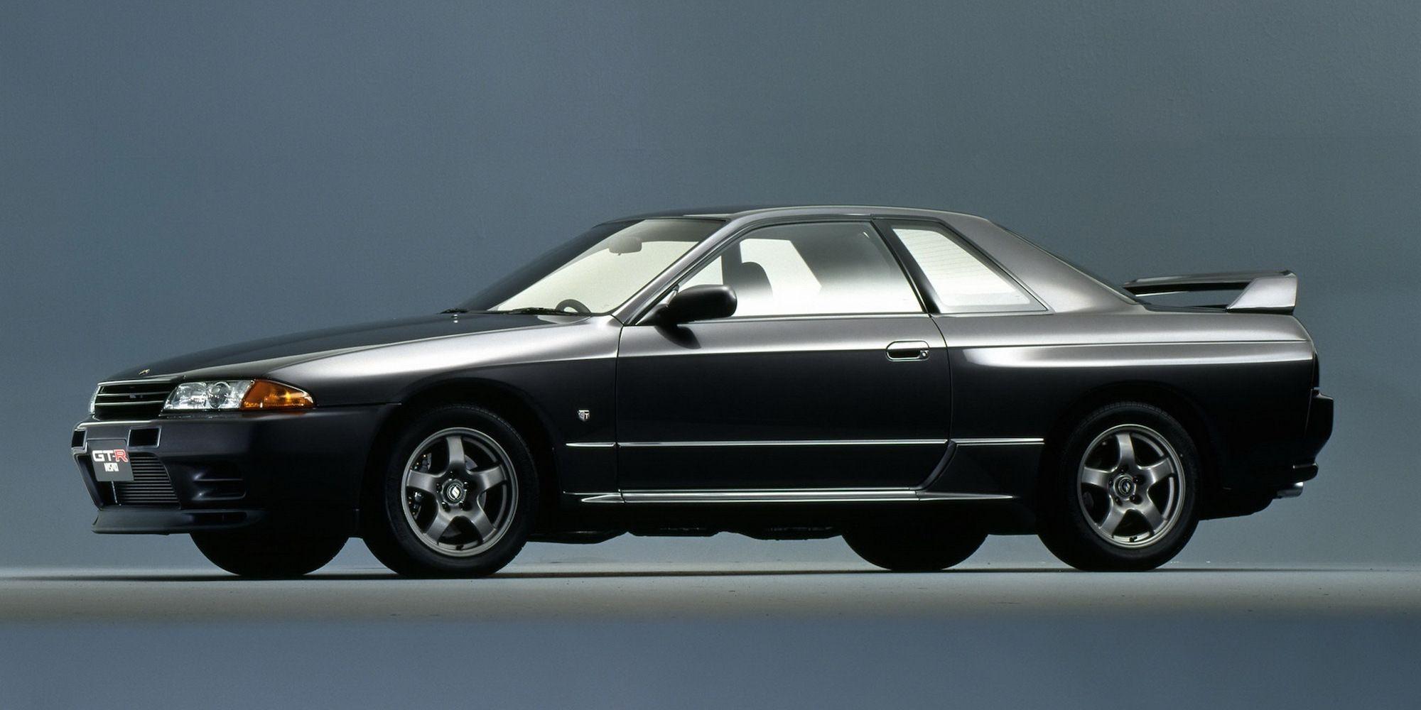 How The Nissan Skyline Gt R Became Godzilla Rare