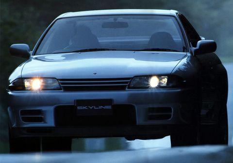 How the Nissan Skyline GT-R Became 'Godzilla'